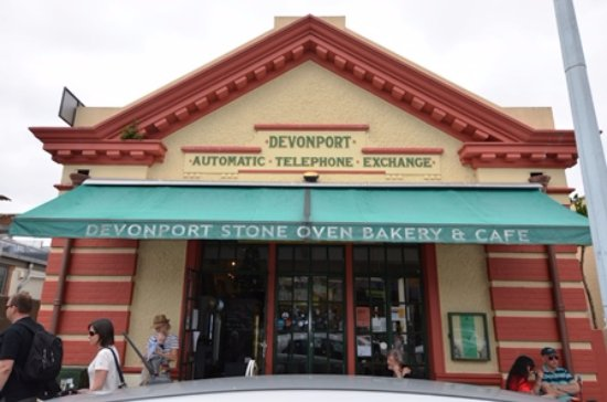 Devonport, Nueva Zelanda: C'est là