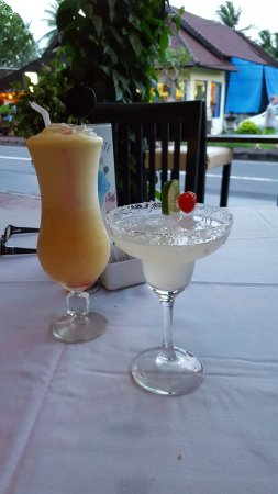 Tropicana Bar & Grill: It would be rude not to!
