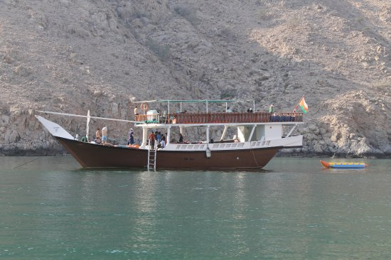 Dibba Al Bay Ah, Oman: Lima Coast Boat