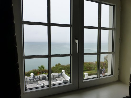 Ballycotton, Ιρλανδία: Amazing view from our window
