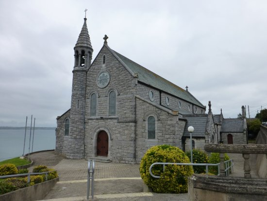 Beautiful old church overlooking the sea - Star of the Sea, Ballycotton