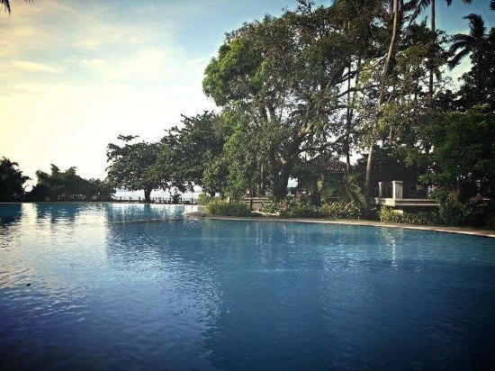 Club Balai Isabel: A very refreshing view in the morning.