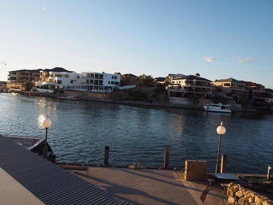 Mindarie, Australien: view from room 2