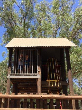 Dubbo, Australië: childrens playground