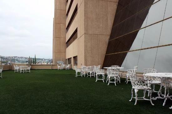 Terraza Garden Picture Of Hotel Mirage Queretaro City