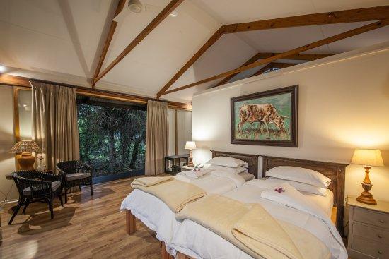 Makakatana Bay Lodge: Standard Twin Room