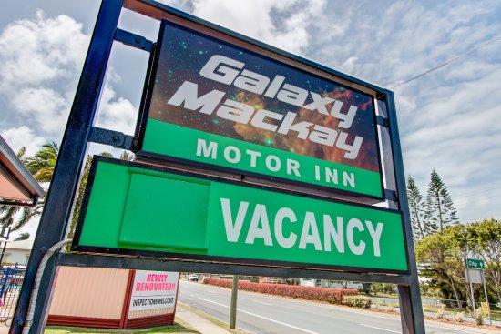 Galaxy Mackay Motor Inn