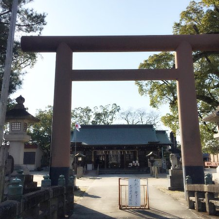 ‪Saga Gokoku Shrine‬