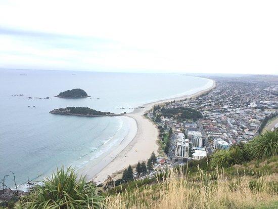 Mount Maunganui, New Zealand: It's worth climbing .. loved it :)