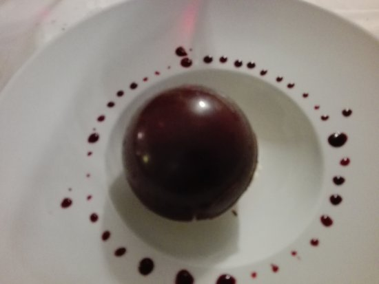 La Foret-Fouesnant, France: Dome chocolat