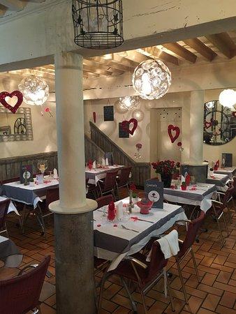 St-Chamond, França: La Coccinella