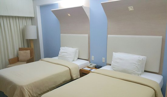 Fiesta Resort & Spa Saipan: beds