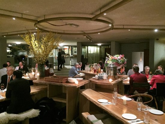 vista dal parco - picture of restaurant as, amsterdam - tripadvisor