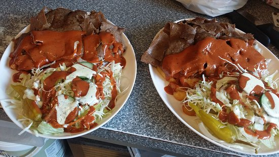 Varkaus, Finlandia: Iskender Kebab Pizzeria