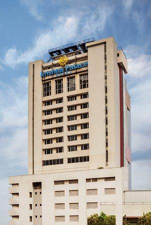 クリシュナ パレス ホテル