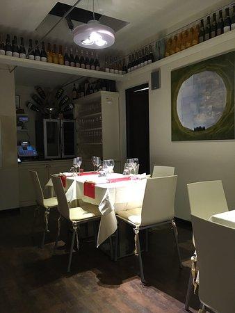 Montisi, Italy: Il cibo fatto poesia !