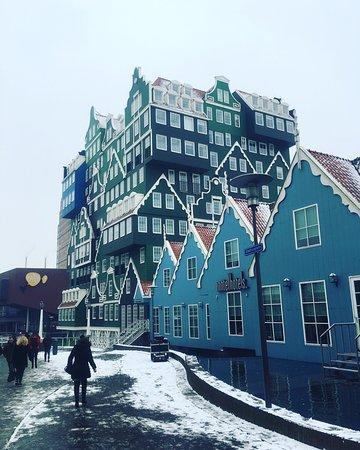 인텔 호텔 암스테르담 잔담 사진