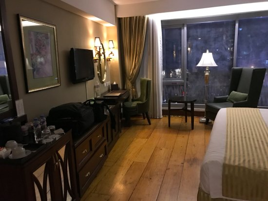 Hotel Celeste: Room 405