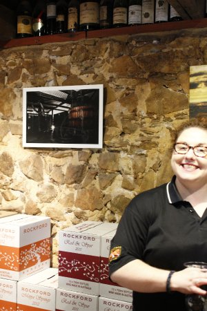 Tanunda, Australia: Extremely friendly staff!