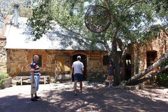 Tanunda, Australia: Cellar door