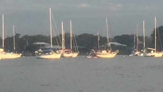 Port Saint Lucie, Floryda: Tesoro River Cruises
