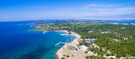 Zaton Holiday Resort: Aerial View