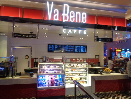 Va Bene Caffe: Front - order here