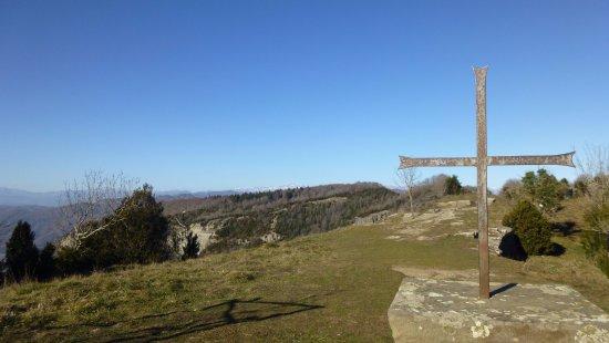 L'Esquirol, Espagne : Vistas desde el Santuari de Cabrera