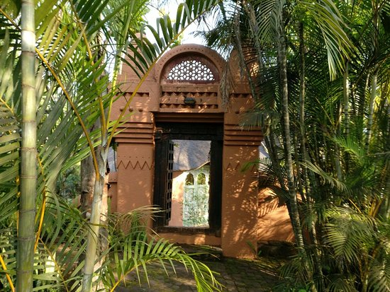 Sabie, Zuid-Afrika: Amber moon villa entrance