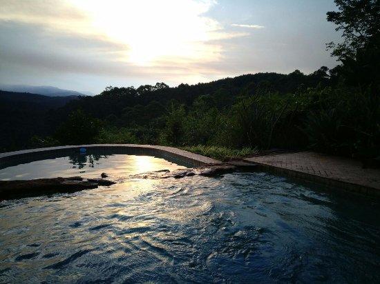 Sabie, Afrika Selatan: Sunrise at Amber Moon