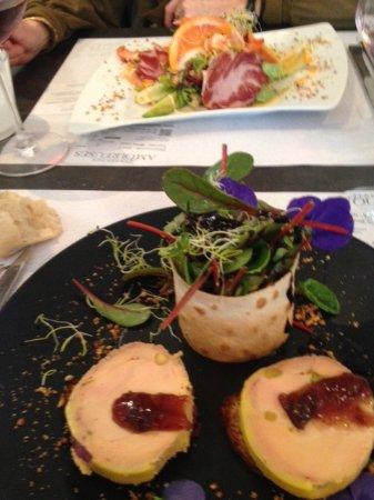 Restaurant Fruits De Mer Drome
