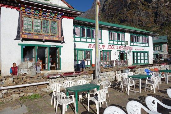 Ama Dablam Lodge - Reviews (Namche Bazaar, Nepal ...