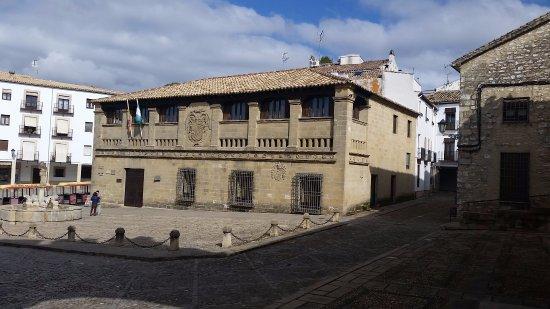Plaza del Populo : Plaza del Pópulo. Baeza