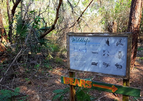 Jupiter, FL: Info sign