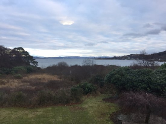 Craignure, UK : A view from our room