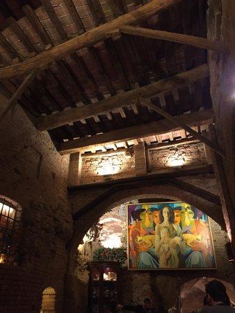 Antica Osteria da Divo: Il locale