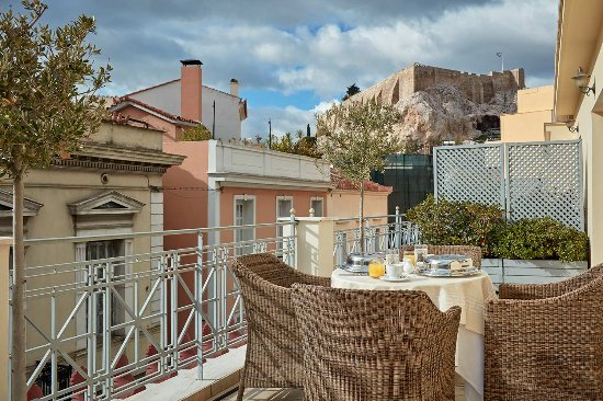 AVA Hotel Athens: AVA Exclusive Suite