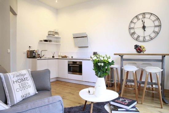 Flandres appart hotel lille frankrig ejerlejlighed for Appart hotel 95