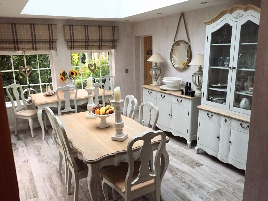 Cottingham, UK: a lovely breakfast room