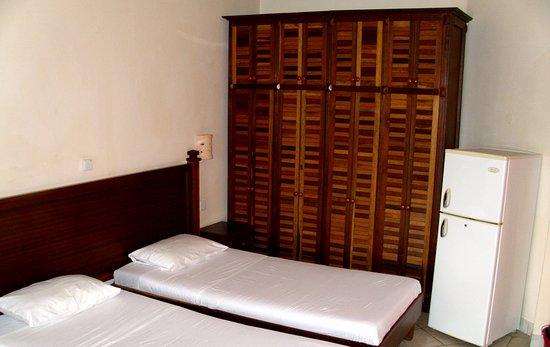 Residence Peramal : Bett