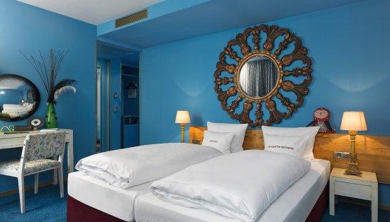 25hours hotel the goldman bewertungen fotos. Black Bedroom Furniture Sets. Home Design Ideas