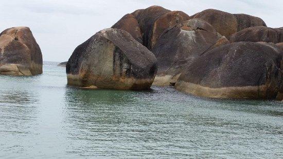 Denmark, Australia: Elephant Rocks