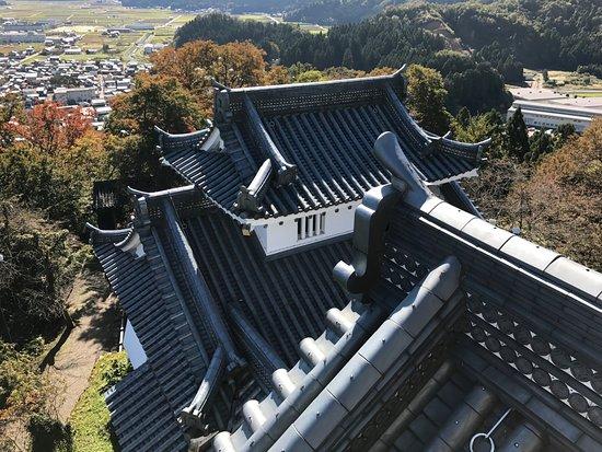 Ono, Japón: 天守からの景色