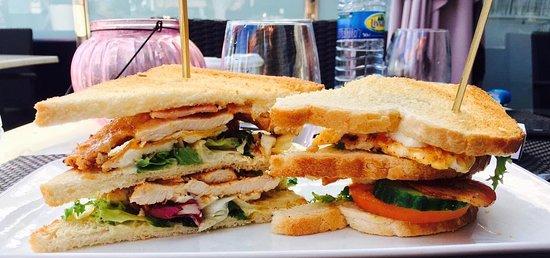 El Albir, España: clubsandwich