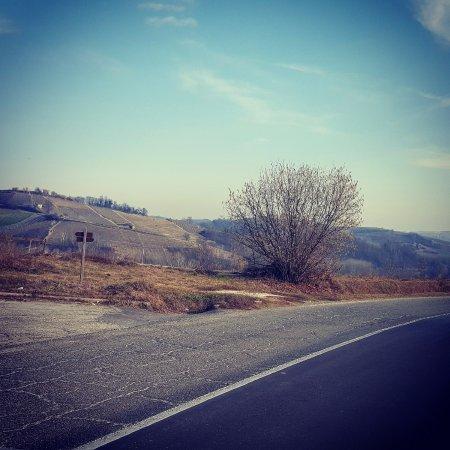 Monta, Italia: Scendendo da Montà