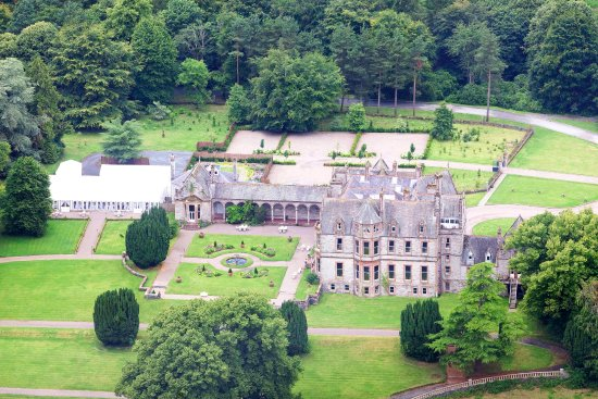 Glaslough, İrlanda: Caste Leslie Estate