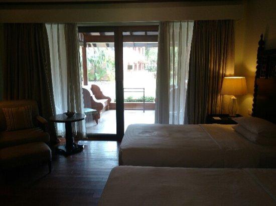 Park Hyatt Goa Resort and Spa: The room