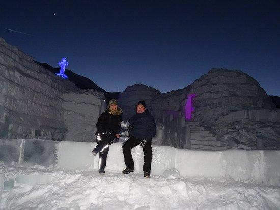Ice Hotel Romania: Ice Hotel Balea Lac