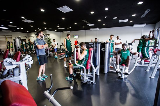 Salle Cardio Training Picture Of L Aquapolis Limoges Tripadvisor