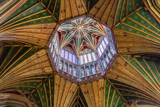 Ely Cathedral, The Octagon